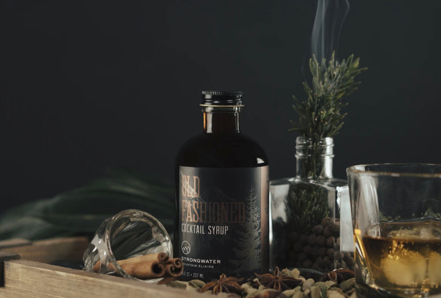 Strongwater Cocktail Syrup