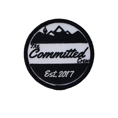 Committed Crew Patch