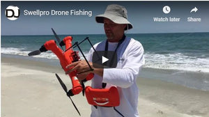 Splash Drone 3 Fishing