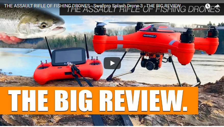 Splash Drone 3 Most Comprehensive Review