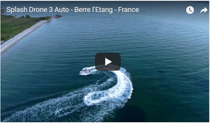 Jet Ski in France with Swellpro Splash Drone 3