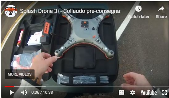 Splash Drone 3+- Your Best Drone