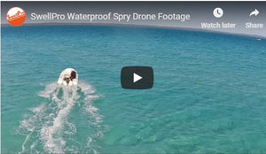 Spry Drone Footage