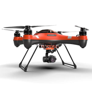 Splash Drone 3 Plus FILM Bundle Premium with FREE Insurance and Memory Card