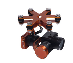 Waterproof 4K Camera and Gimbal for Splash Drone 3