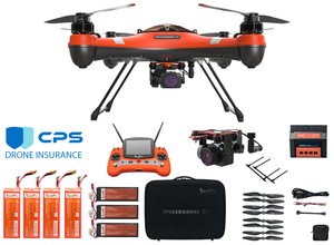 Swellpro splash drone 3 fishing bundle
