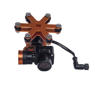 Waterproof 4K Camera 2 Axis Gimbal - Splash Drone 3