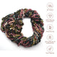 Natural Multi Tourmaline Gemstone Chip beads, 34 Inch full strand Jewelry Making Supply (CHMT-70001)