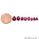 100 Carats Wholesale Ruby Mix Shape Loose Gemstones - GemMartUSA