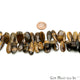 Tiger Eye Pears  24x10mm Crafting Beads Gemstone Briolette Strands 8 Inch
