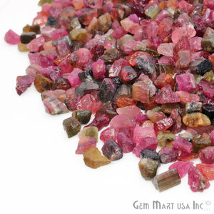 0.71oz Lot Multi Tourmaline Rough Tiny Loose Birth Gemstone