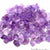 3.53oz Lot Amethyst Loose Rough Tiny Birth Gemstone - GemMartUSA
