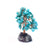 Handcrafted Bonsai Tree, Tree Of Life, Healing stone, Chakr Crystals, Home Decor (Pick Stone)