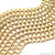 Egyptian 8x4mm Oval Gold Finding Link Chain