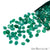 10 Carat Emerald Gemstone Mix Shaped Lot Precious Loose Gems