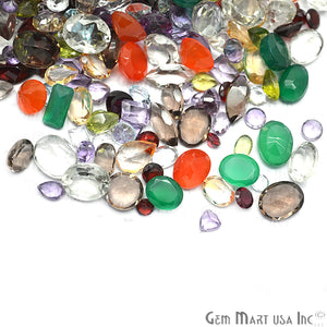 Wholesale Mix Shape AAA Grade Loose Gemstones (Pick Your Carat)