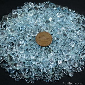 5 Carat Aquamarine Mix Shape A+ Grade Wholesale Loose Gemstones