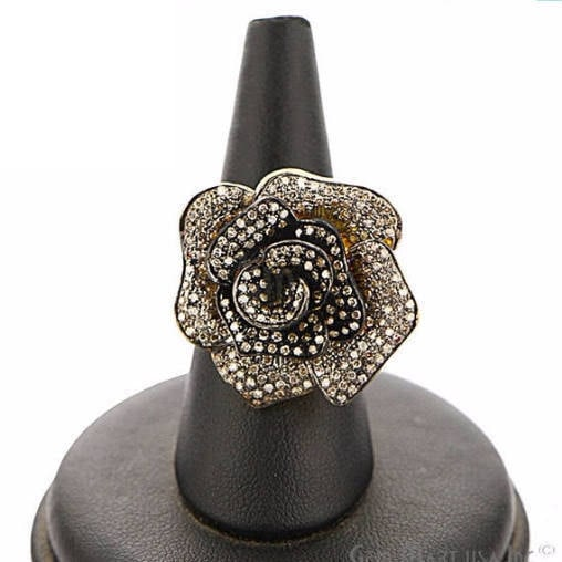 Victorian Estate Ring, Natural Diamond 159 cts (DR-12163)