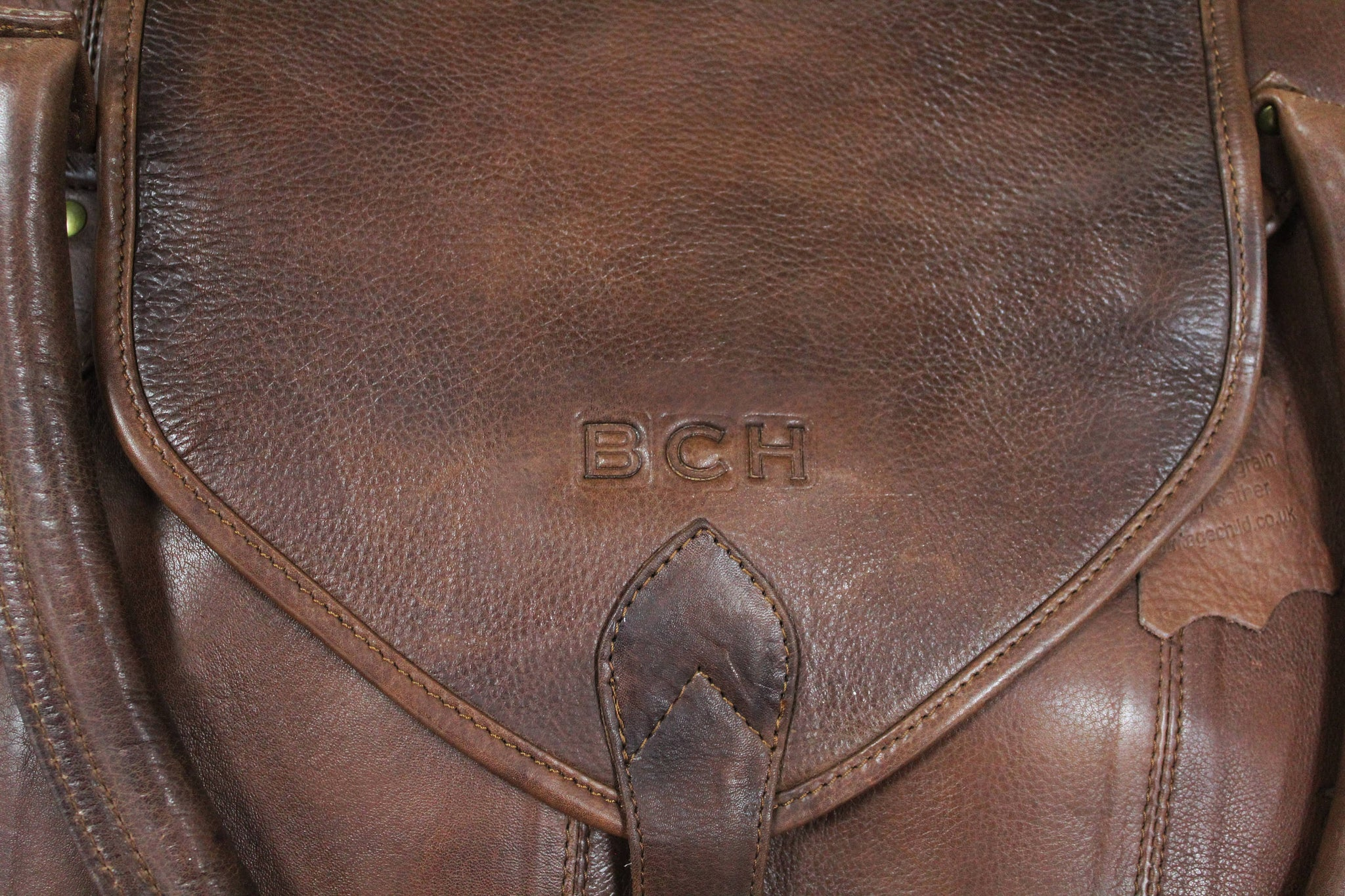 Embossed-pocket