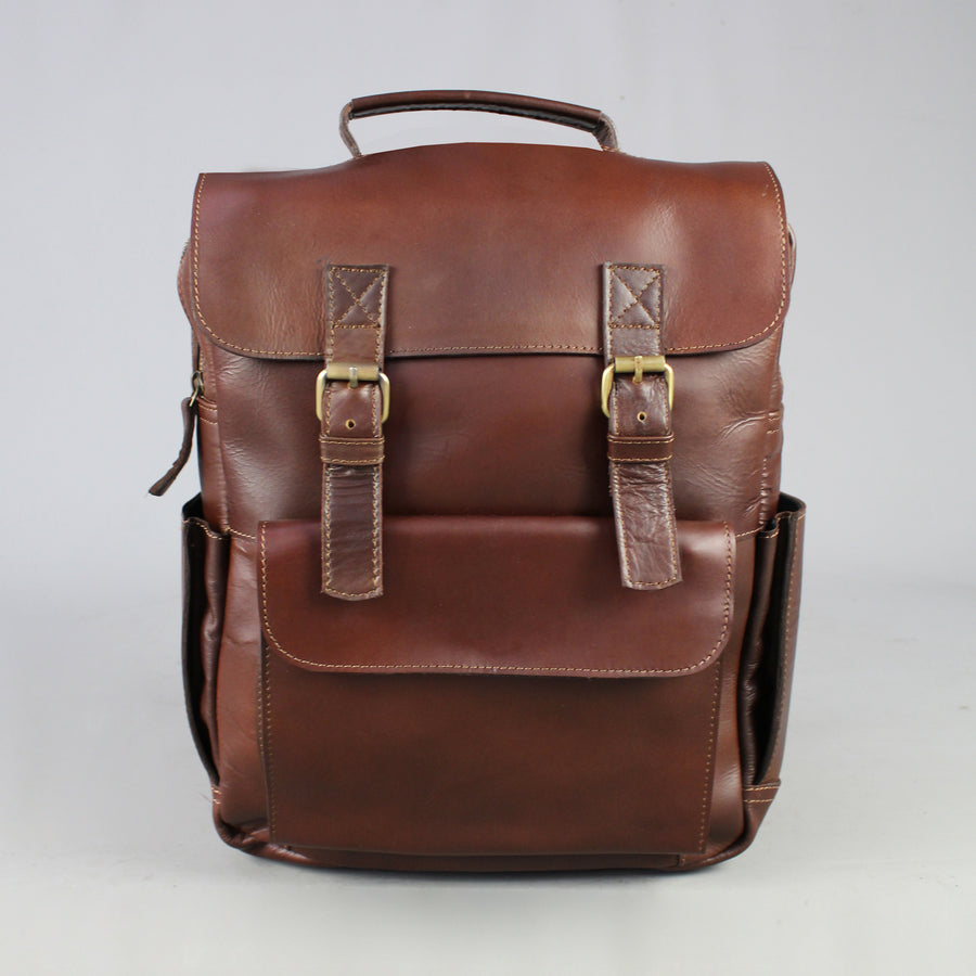 kingsley-eco-friendly-leather-laptop-backpack-with-grab-handle