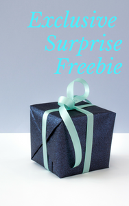 Exclusive surprise freebie worth $20