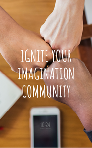 Take control of your financial freedom in the exclusive ignite your imagination community