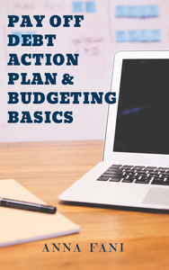 Make an action plan to pay off debt with this indepth binder and budgeting basics templates
