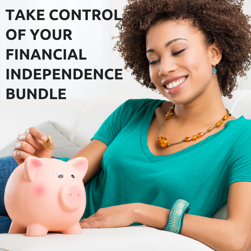 Take Control of Your Financial Independence Bundle
