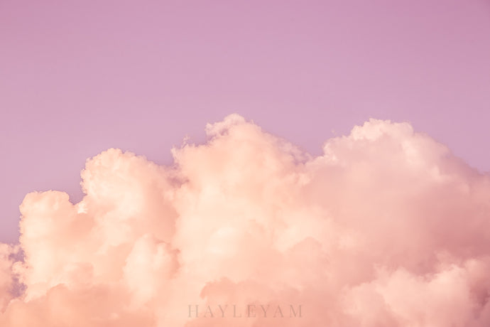Fairy Floss Clouds