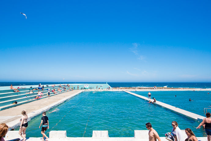 Newcastle Baths Lap Pool