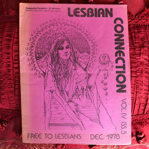 Lesbian Connection