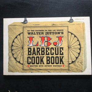 LBJ cookbook