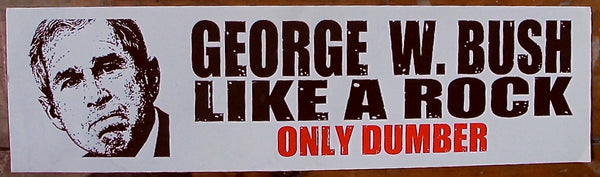 2004 Campaign Posters
