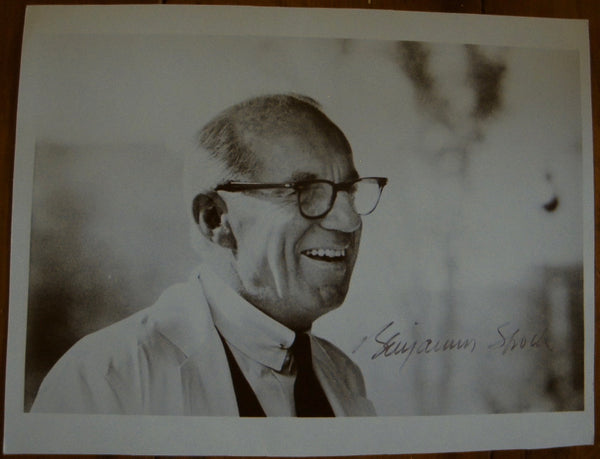 Dr. Benjamin Spock addresses Vietnam, marijuana and alcohol