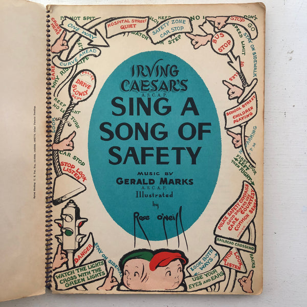 Sing a Song of Safety