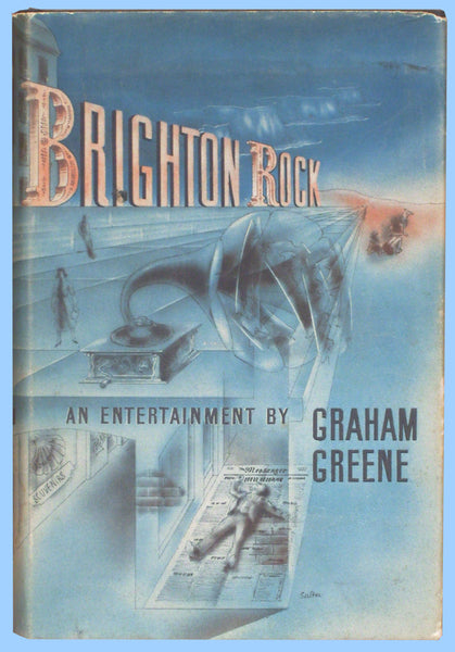 Fine copy of Brighton Rock