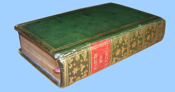 Fables de La Fontaine in a charming binding