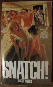 SNATCH! (a kidnap thriller...(!))