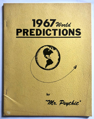 Psychic Predictions and UFOs