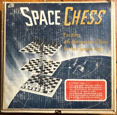 SPACE CHESS!