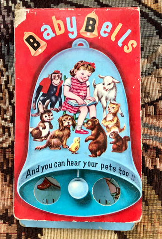 Baby Bells noise book