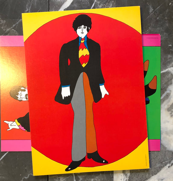 "Yellow Submarine ""Correspondence Kit"""