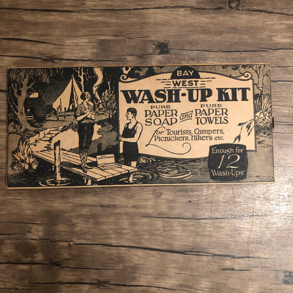 Wash up kit