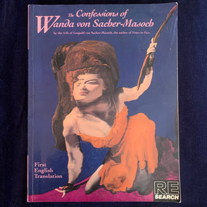 The Confessions of Wanda vin Sacher-Masoch