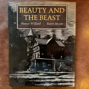 Beauty and the Beast by Nancy Willard signed