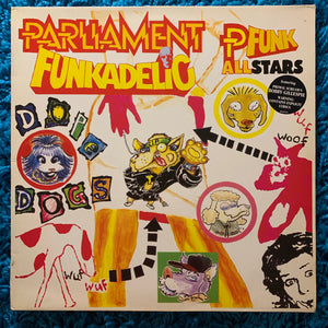 Parliament - Funkdelic Dope Dogs