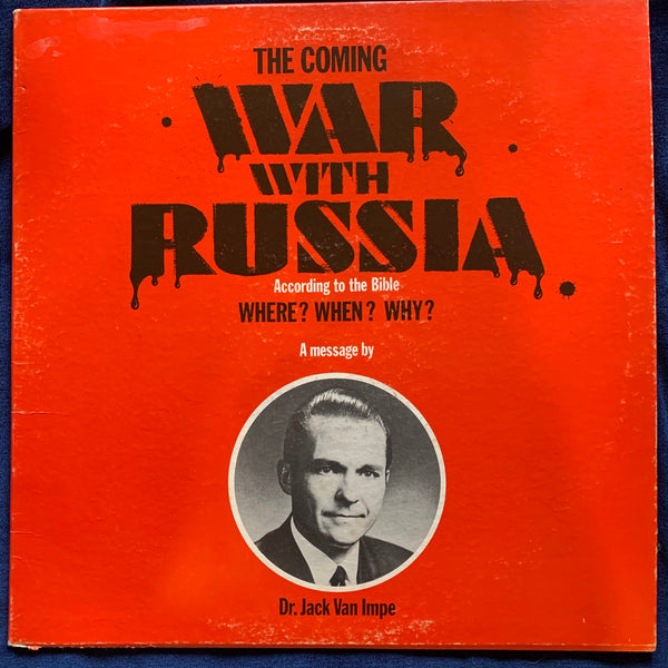 The Coming War With Russia According to the Bible