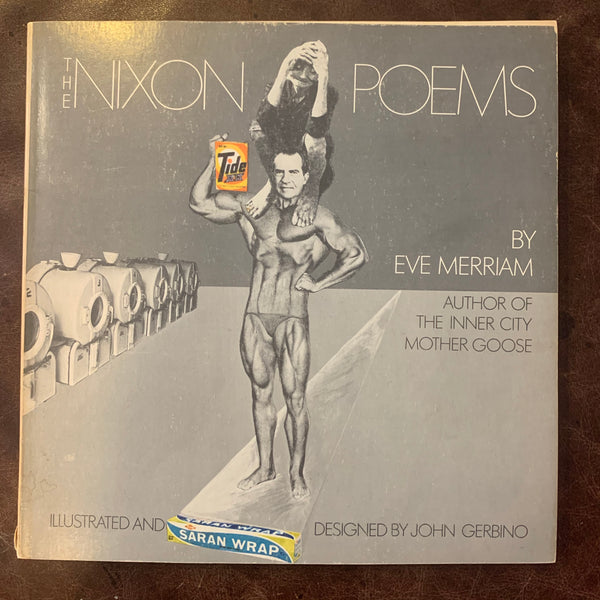 The Nixon Poems by Eve Merriam