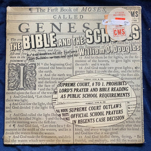 The Bible and the Schools