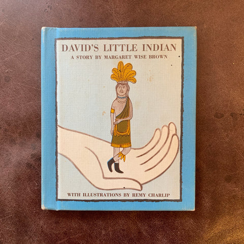 David's Little Indian by Margaret Wise Brown